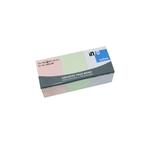 Öntapadó jegyzettömb 50x40mm, pasztell mix, 12tömb/csomag