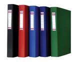 Gyűrűskönyv A4 2gy 4,5cm zöld