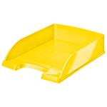 Leitz WOW irattálca, sárga 52263016