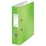 Leitz WOW karton 180° iratrendező, 80mm, zöld (10050064 helyettesítője) 10050054