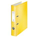 Leitz WOW karton 180° iratrendező, 52mm, sárga 10060016