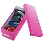 CD tartó doboz Leitz Click&Store, rózsaszín 60410023
