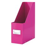 Iratpapucs Leitz Click&Store, rózsaszín 60470023