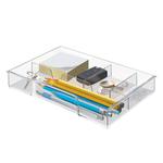 Rendszerező tálca Leitz Plus Wow Cube fiókos irattárolókhoz áttetsző 52150002