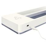 Leitz WOW rendszerező tálca és indukciós töltő, fehér 53651001