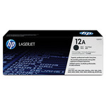 HP toner -12A- Q2612A fekete 2k