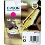 Tintapatron Epson T1623 (No.16) eredeti, magenta