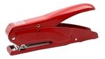 Tűzőgép SAX 620 piros max.25laphoz,kapocs:24/6,26/6