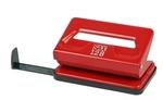 Lyukasztó SAX 128 piros max: 12 lapig