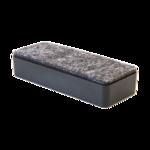 Táblatörlő filces, mágneses, 50x125x25mm, DELI E7834