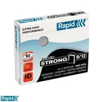 Tűzőkapocs Rapid 9/12 Superstrong horganyzott 1000db/doboz 24871300