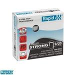 Tűzőkapocs Rapid 9/20 Superstrong horganyzott 1000db/doboz 24871700