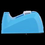 Deli Rio kék asztali celluxtépő, max. 19mm-es ragszalaghoz