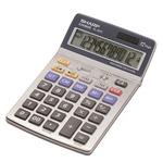Számológép Sharp EL337C asztali, 12 digites