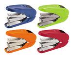 Deli E0365 könnyített tűzésű tűzőgép No.10 kapocs, kapacitás: 15 lap, vegyes színek