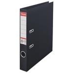 Iratrendező Esselte Standard 5cm VIVIDA fekete 811470