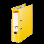 Iratrendező Esselte Jumbo Plus A4 8cm VIVIDA sárga 624076