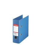Iratrendező Esselte Standard A/5 7,5cm műanyag borítás, VIVIDA kék 468650