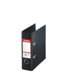 Iratrendező Esselte Standard A/5 7,5cm műanyag borítás, VIVIDA fekete 468670