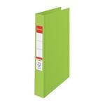 Gyűrűskönyv Esselte Standard A4 3,5cm 4-gyűrűs VIVIDA zöld 14461