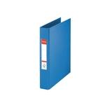 Gyűrűskönyv Esselte Standard A5 3,5cm 2-gyűrűs VIVIDA kék 47685