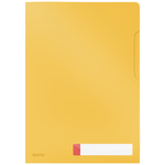 Leitz Cosy Privacy genotherm, A4, PP, meleg sárga (3db)