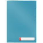 Leitz Cosy Privacy genotherm, A4, PP, nyugodt kék (3db)