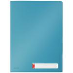 Leitz Cosy Privacy rendszerező genotherm, A4, PP, nyugodt kék (3db)