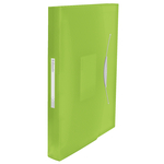 VIVIDA harmonika irattartó, PP, zöld 624019