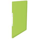 VIVIDA Iratvédő mappa, puha borító, 20 tasak, zöld 623994