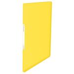 VIVIDA Iratvédő mappa, puha borító, 20 tasak, sárga 623995