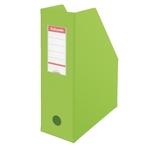 Iratpapucs Esselte 10cm hajtható PVC VIVIDA zöld 56076