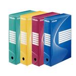 Archiváló doboz Esselte boxycolor 80 kék 128411