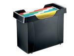 Függőmappa tartó Leitz Plus 20-25 mappához fekete 19930095