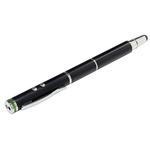 Leitz Complete 4 in 1 Stylus érintőképernyő ceruza, fekete 64140095