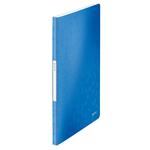 WOW iratvédő mappa, 20 tasakos, kék 46310036