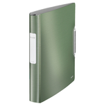 Active STYLE gyűrűskönyv, 30mm, softclick, olajfazöld 42450053