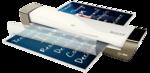 Leitz iLAM Office A3 laminálógép, ezüst 72530084