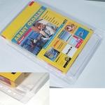 Genotherm lefűzhető JUMBO A4 25mm gerinc 180mic