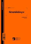 Iktatókönyv Pátria soros C.5230-152/A 100kap A/4