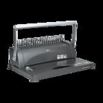 Deli Spirálozógép E3871, spirálozási kapacitás: max 350 lap