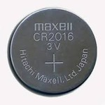 Gombelem Maxell CR2016