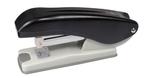 Tűzőgép Ico Boxer S2 fekete max.20laphoz, kapocs:24/6,26/6