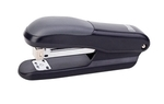 Tűzőgép ICO Boxer 200 fekete max.25laphoz, kapocs:24/6,26/6
