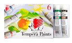 Gama tempera 6 db-os készlet