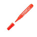 ICO flipchart marker 11 XXL piros, kerek csúcsos