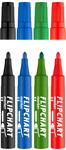 ICO Flipchart marker Artip 11 4db-os készlet, kerek csúcsos
