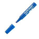 ICO Flipchart marker Artip 12 kék, vágott csúcsos