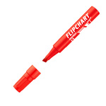ICO Flipchart marker Artip 12 piros, vágott csúcsos