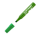ICO Flipchart marker Artip 12 zöld, vágott csúcsos